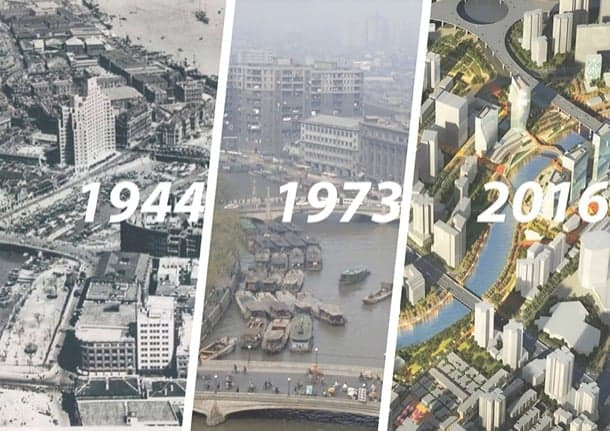 evolucion-suzhou-creek-shanghai-china