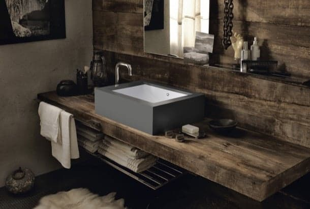 lavabo Corian DuPont