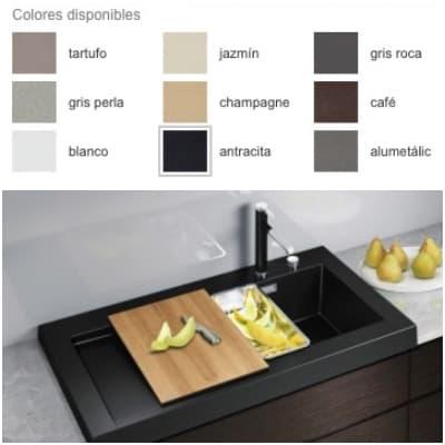 modex-fregadero-silgranit-colores
