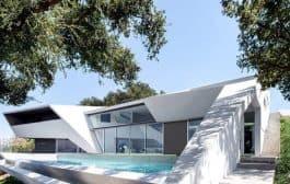 MU77: casa en las colinas de Hollywood