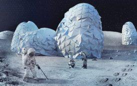 TestLab: vivienda para la Luna