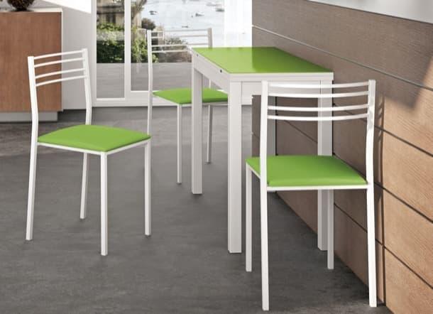 mesa de cocina plegable millenium