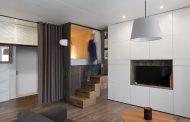 Muebles a medida para un apartamento de 35m2