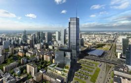VARSO torre de Norman + Partners en Varsovia