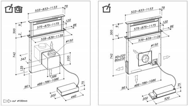adagio-dimensiones-versiones-campana-elica