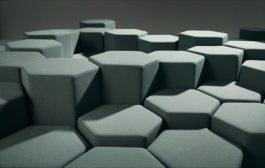 Lift-Bit: sofá futurista conectado a internet