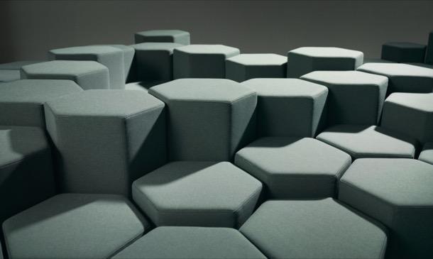LiftBit sofá digital y modular
