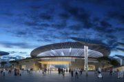 Pabellón de la Sostenibilidad en la Expo 2020