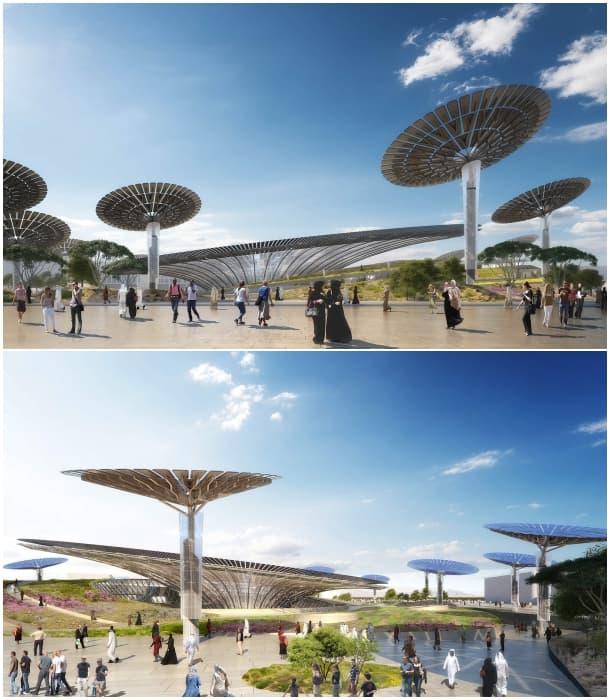 Pabellón de la Sostenibilidad Expo 2020