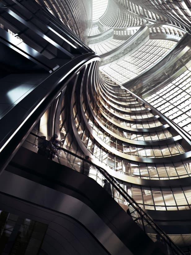 atrio-rascacielos-leeza-soho-zaha-hadid-architects