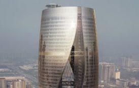 Más datos de Leeza SOHO, una torre de Zaha Hadid Architects