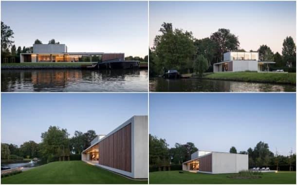 moderna-vivienda-junto-rio-lys-belgica-govaert-vanhoutte
