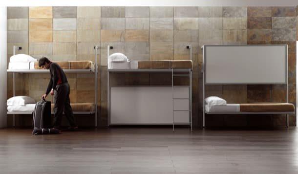 LITERA: camas abatibles fabricadas por Sellex