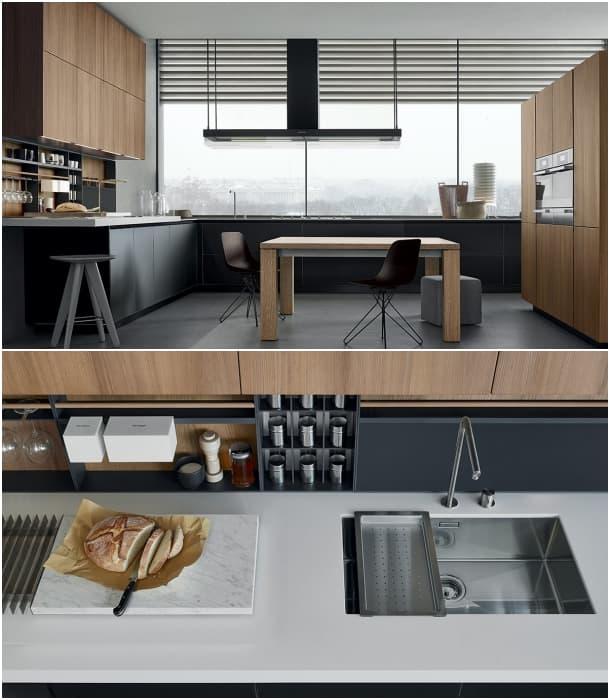 cocina Varenna Twelve minimalista