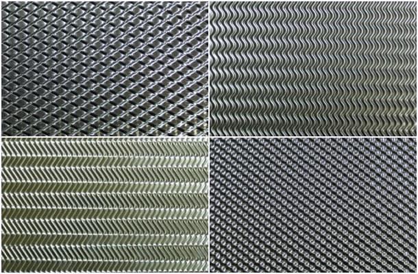 ejemplos lamina aluminio Aplitecnid Design