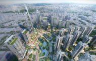 Longgang Longteng: plan urbano para Shenzhen