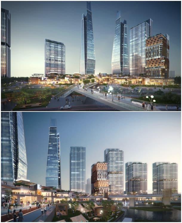 plan-urbanistico-longgang-longteng