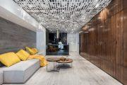 Apartamento en Hanoi con decoración minimalista