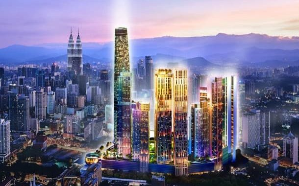 BBCC: desarrollo de uso mixto para Kuala Lumpur