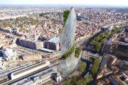 Occitanie Tower: torre diseñada por Daniel Libeskind