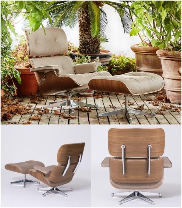 Lounge Chair Ottoman 2017 Vitra The Conran Shop