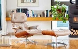 Edición especial del sillón Eames