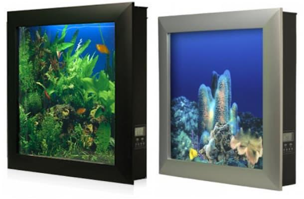 acuario de pared Aquavista