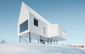High House: casa de vacaciones en Canadá