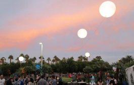 Globos luminosos: para dar vida a los eventos al aire libre