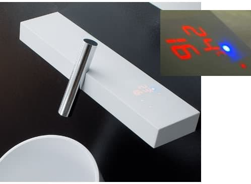 BLOK: grifo digital para el baño