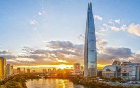 Lotte World Tower: 5º rascacielos más alto del mundo