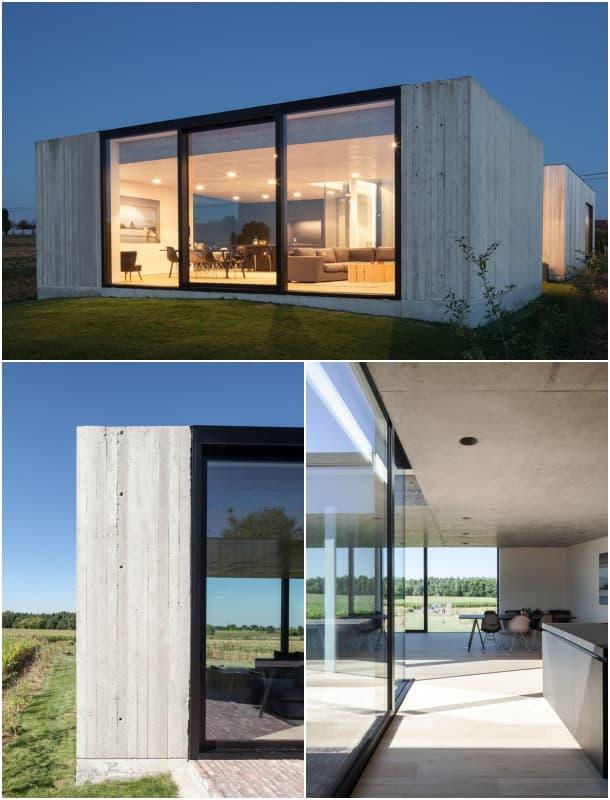 Casa Caswes ventanas