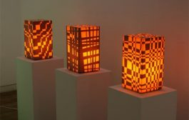Peel Off: lámparas que se pueden personalizar