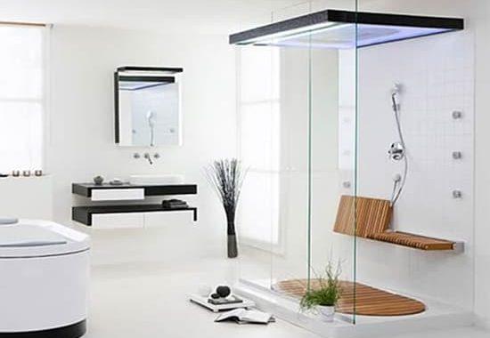 Sensamare: ducha para dos personas