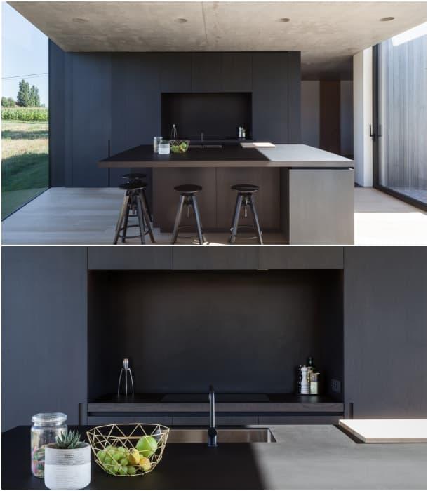 cocina Casa Caswes TOOP Architectuur
