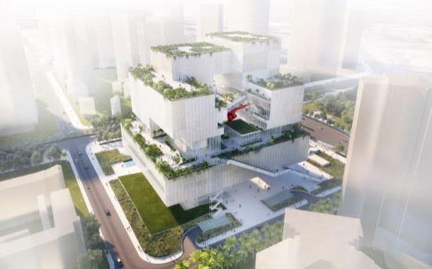 Centro Cultural para Bao'an (Shenzhen)
