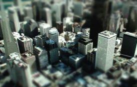 Maqueta de San Francisco a partir de Google Earth