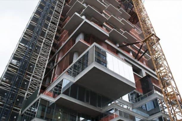 56 Leonard Nueva York estado obras Agosto2014