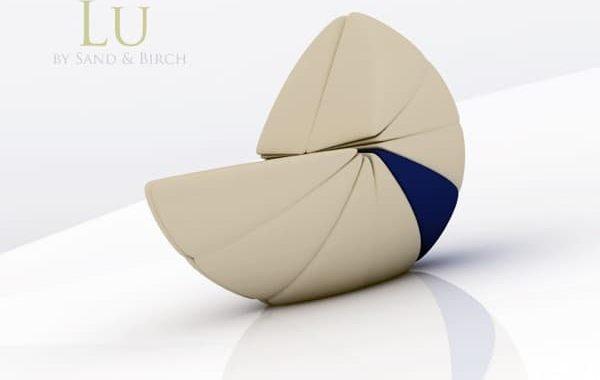 LU: moderna silla de Sand & Birch