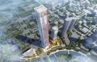 Optics Valley Center: oficinas y comercios para Wuhan (China)