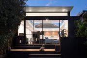Curvy House: ampliando una vivienda de Melbourne