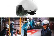 DAQRI: casco de realidad aumentada, para control de obras