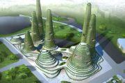 Power Centre de Gwang Gyo, diseñado por MVRDV